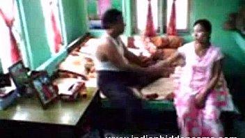 मुंबई युगल घर का बना कट्टर भारतीय सेक्स