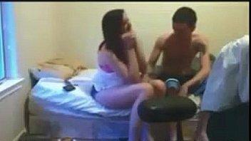 पहली बार पत्नी ने बॉयफ्रेंड के साथ फ्री साइन अप किया